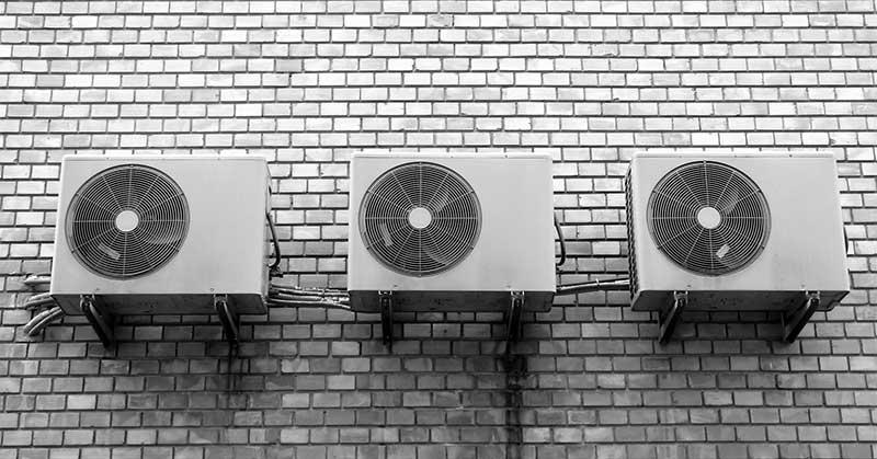 installazione climatizzatori d'aria